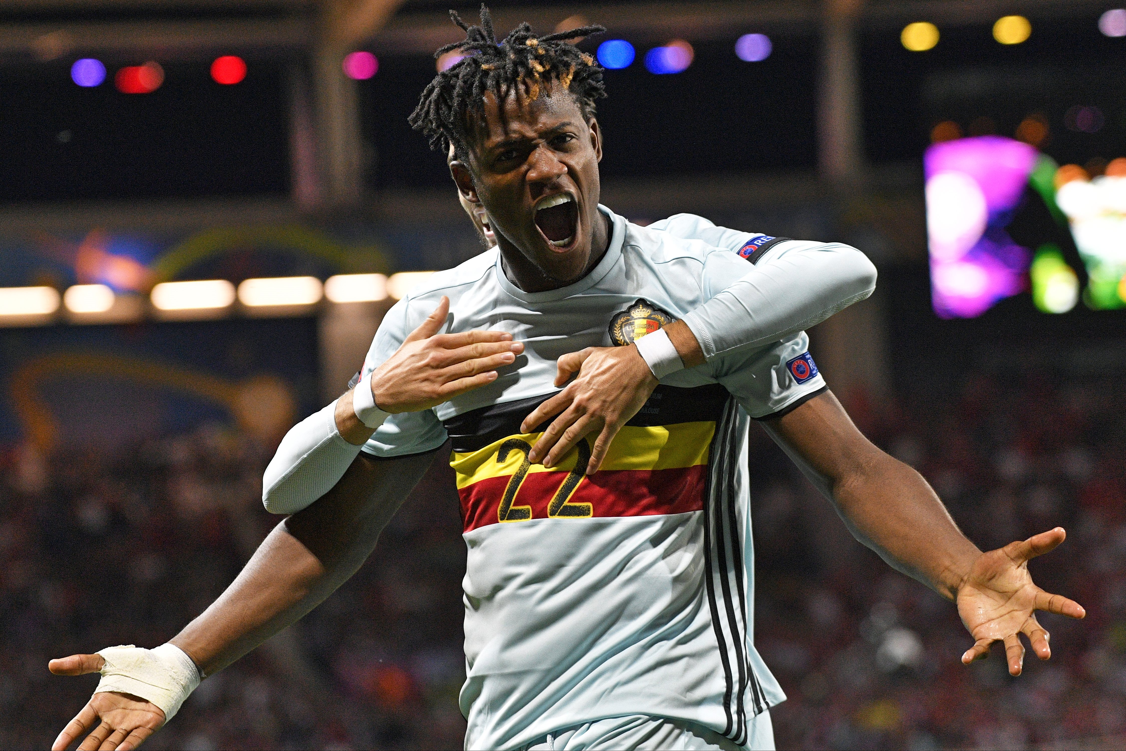 Michy Batshuayi a risk worth taking for Antonio Conte's younger, fresher Chelsea