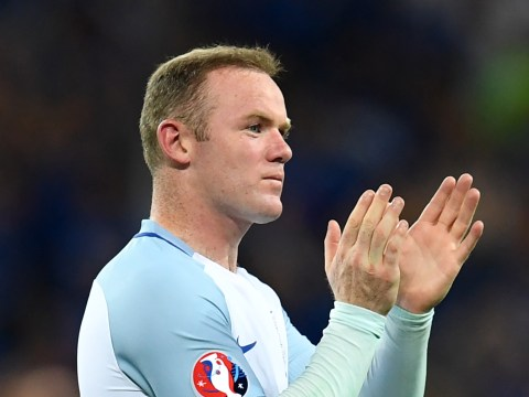 Wayne Rooney won't retire from England duty after Euro 2016 exit