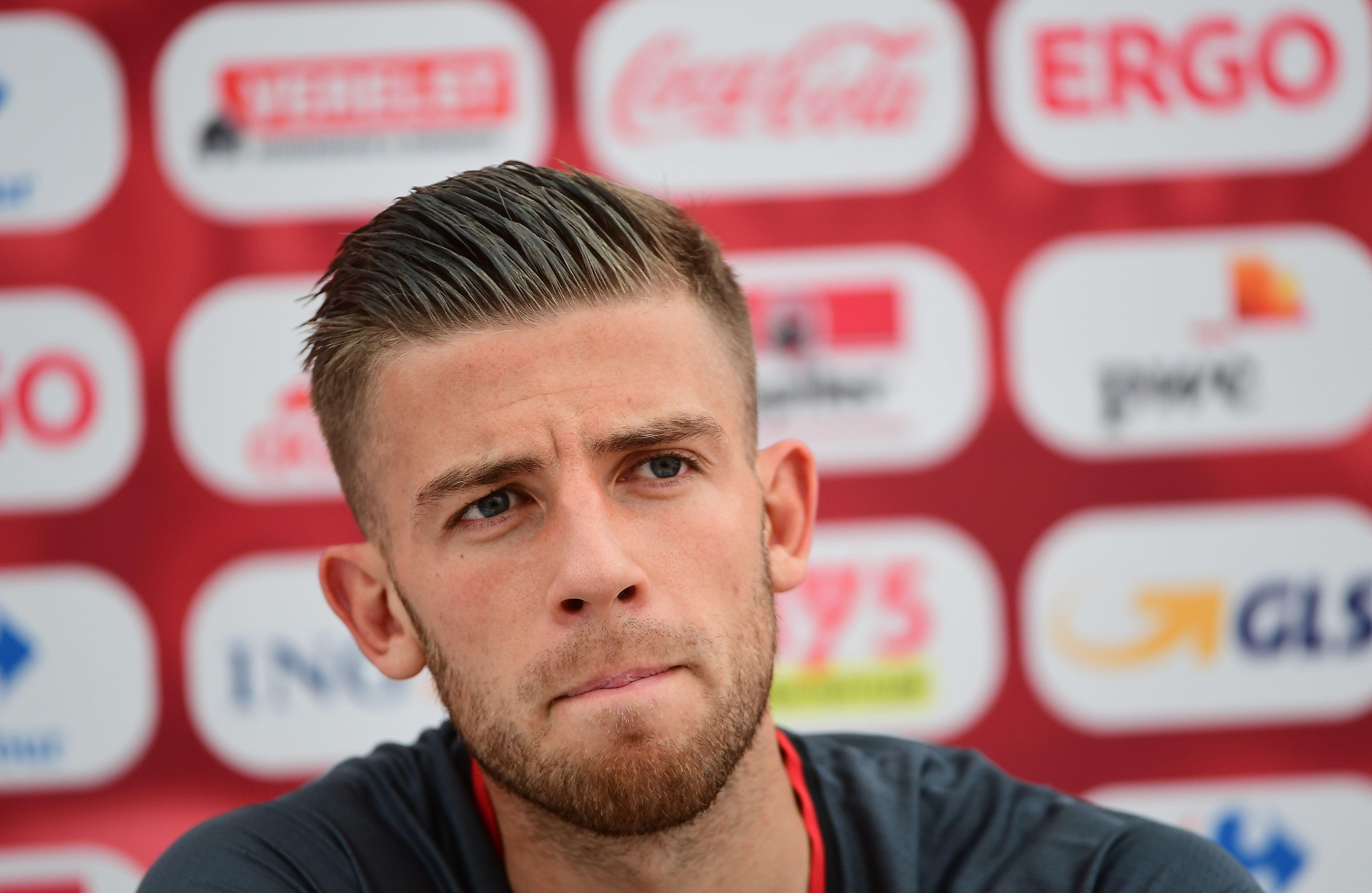 Toby Alderweireld wants Chelsea- bound Michy Batshuayi to join him at Tottenham