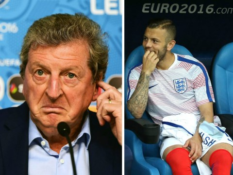 England fans slam Roy Hodgson for leaving out Jack Wilshere and Jamie Vardy vs Wales