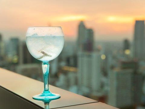 The historical reason we add tonic to gin