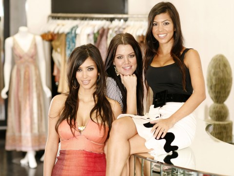Some dude tried to torch the Kardashians' shop DASH in West Hollywood