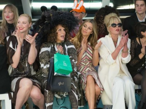 Absolutely Fabulous: The Movie Review – the cameos are drab, but Eddy and Patsy are pretty fab