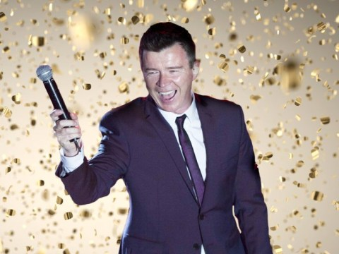 Rick Astley just rolled himself a big fat UK number one album for the first time in 29 years