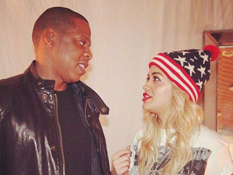 Rita Ora and Jay-Z 'end feud' ahead of the Grammy awards