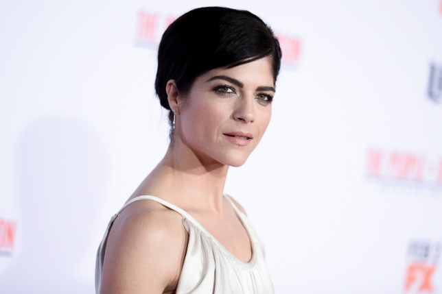 Selma Blair has publicly apologised (Picture: Invision/AP)