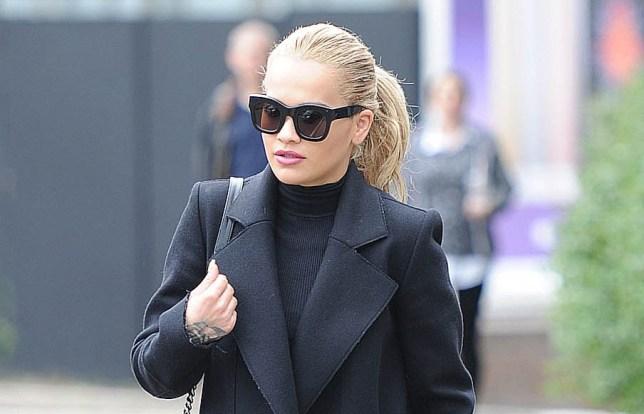 Rita Ora breaks down in court over burglar terror