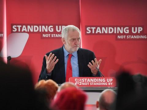 Jeremy Corbyn 'failed to intervene' in rant at Jewish MP