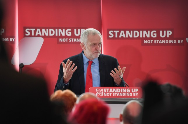 Jewish MP walks out of Corbyn press conference