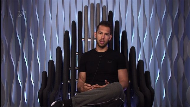 Andrew Tate in the diary room on 'Big Brother'. Broadcast on Channel 5 HD. Featuring: Andrew Tate Where: United Kingdom When: 12 Jun 2016 Credit: Supplied by WENN **WENN does not claim any ownership including but not limited to Copyright, License in attached material. Fees charged by WENN are for WENN's services only, do not, nor are they intended to, convey to the user any ownership of Copyright, License in material. By publishing this material you expressly agree to indemnify, to hold WENN, its directors, shareholders, employees harmless from any loss, claims, damages, demands, expenses (including legal fees), any causes of action, allegation against WENN arising out of, connected in any way with publication of the material.**
