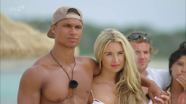 Rykard Jenkins and Rachel Fenton, contestants on ITV reality series 'Love Island'. Broadcast on ITV2 HD. Featuring: Rykard Jenkins, Rachel Fenton Where: Spain When: 12 Jun 2016 Credit: Supplied by WENN **WENN does not claim any ownership including but not limited to Copyright, License in attached material. Fees charged by WENN are for WENN's services only, do not, nor are they intended to, convey to the user any ownership of Copyright, License in material. By publishing this material you expressly agree to indemnify, to hold WENN, its directors, shareholders, employees harmless from any loss, claims, damages, demands, expenses (including legal fees), any causes of action, allegation against WENN arising out of, connected in any way with publication of the material.**