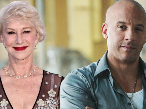 Helen Mirren has finally got her wish and is joining Fast & Furious 8