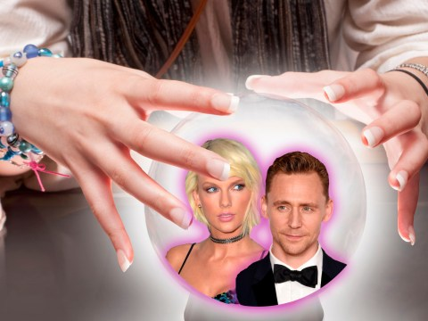 Someone predicted Taylor Swift and Tom Hiddleston getting together (and much, much more) TWO YEARS ago