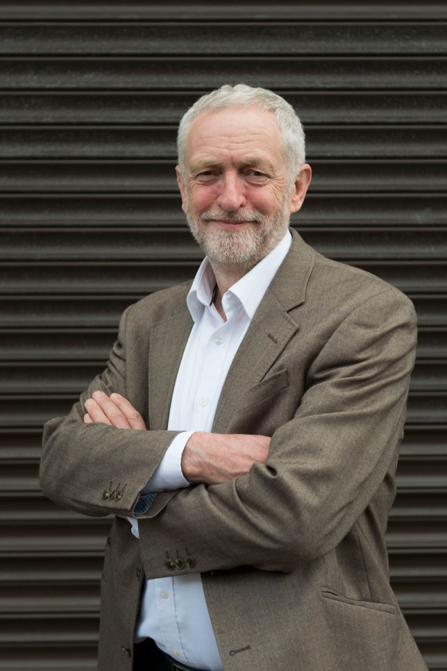 MAESTEG, WALES - MAY 04: Leader of the Labour Party Jeremy Corbyn poses for a picture during a visit to Maesteg on May 4, 2016 in Bridgend, Wales. Tomorrow the UK will go to the polls to vote for assembly members, councillors, mayors and police commissioners. (Photo by Matthew Horwood/Getty Images)