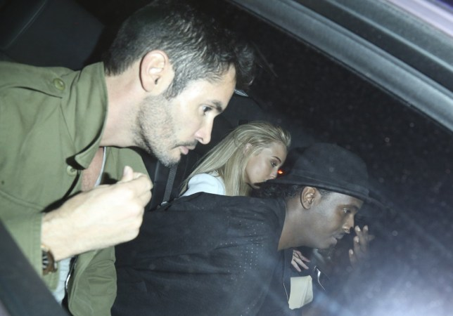 Picture Shows: Jean-Bernard Fernandez Versini June 22, 2016 Jean-Bernard Fernandez Versini seen leaving the Chiltern Firehouse in London, United Kingdom. He was seen wearing a green jacket and ripped up jeans. Non Exclusive WORLDWIDE RIGHTS Pictures by : FameFlynet UK © 2016 Tel : +44 (0)20 3551 5049 Email : info@fameflynet.uk.com