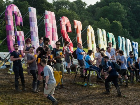 Glastonbury ticket site crashes as festival goers furiously try to get tickets