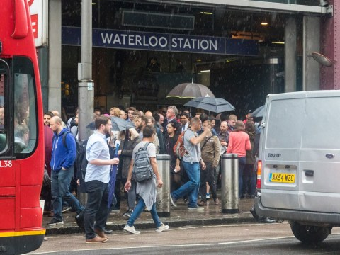 Avoid London Underground and Overground services this evening