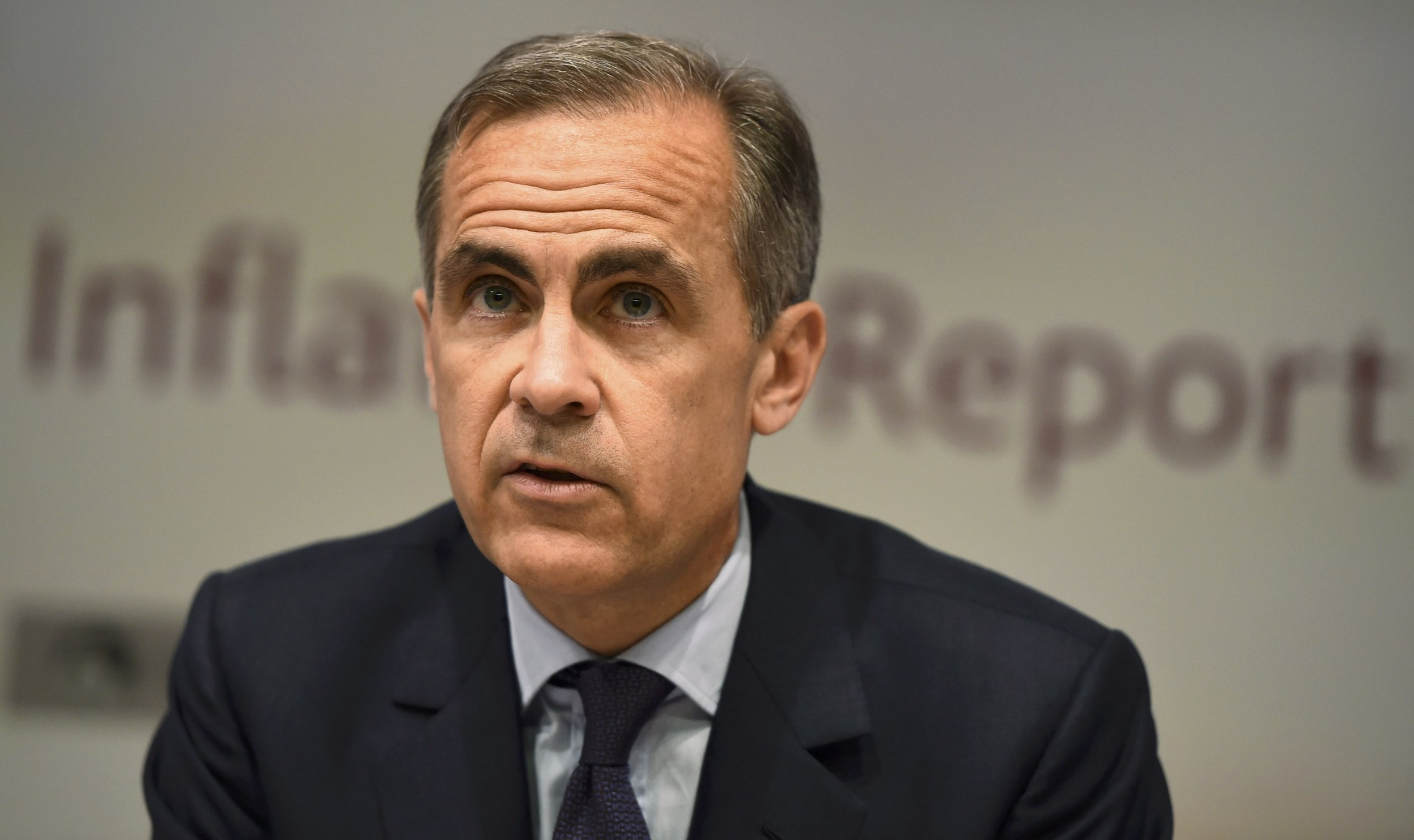 File photo dated 12/05/16 of Governor of the Bank of England Mark Carney as an angry war of words has exploded between him and a leading Leave campaigner regarding referendum impartiality rules.