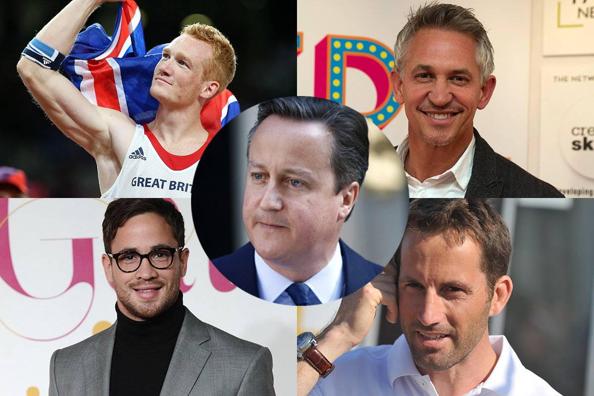 Sports stars react to Brexit and Cameron's exit – and they're not happy