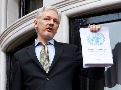 Sweden refuses bid by Julian Assange to 'set aside' his rape case