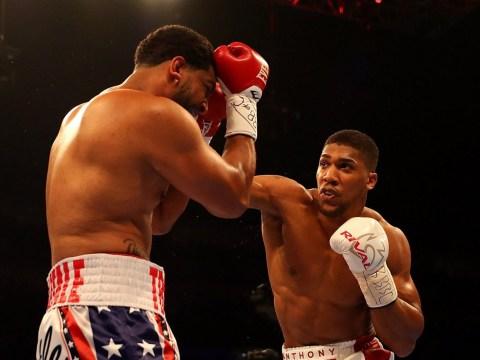 Anthony Joshua v Dominic Breazeale: Anthony Joshua knocks out Dominic Breazeale to defend IBF heavyweight title