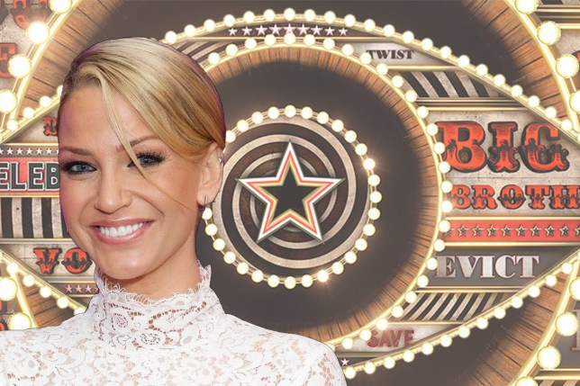 Sarah harding for Big Brother Credit Rex/ch5 sarahhardingbb.jpg