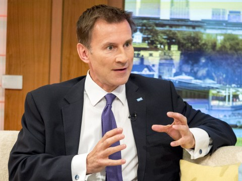 Jeremy Hunt says he wants to be Prime Minister, finally gives the country a good laugh