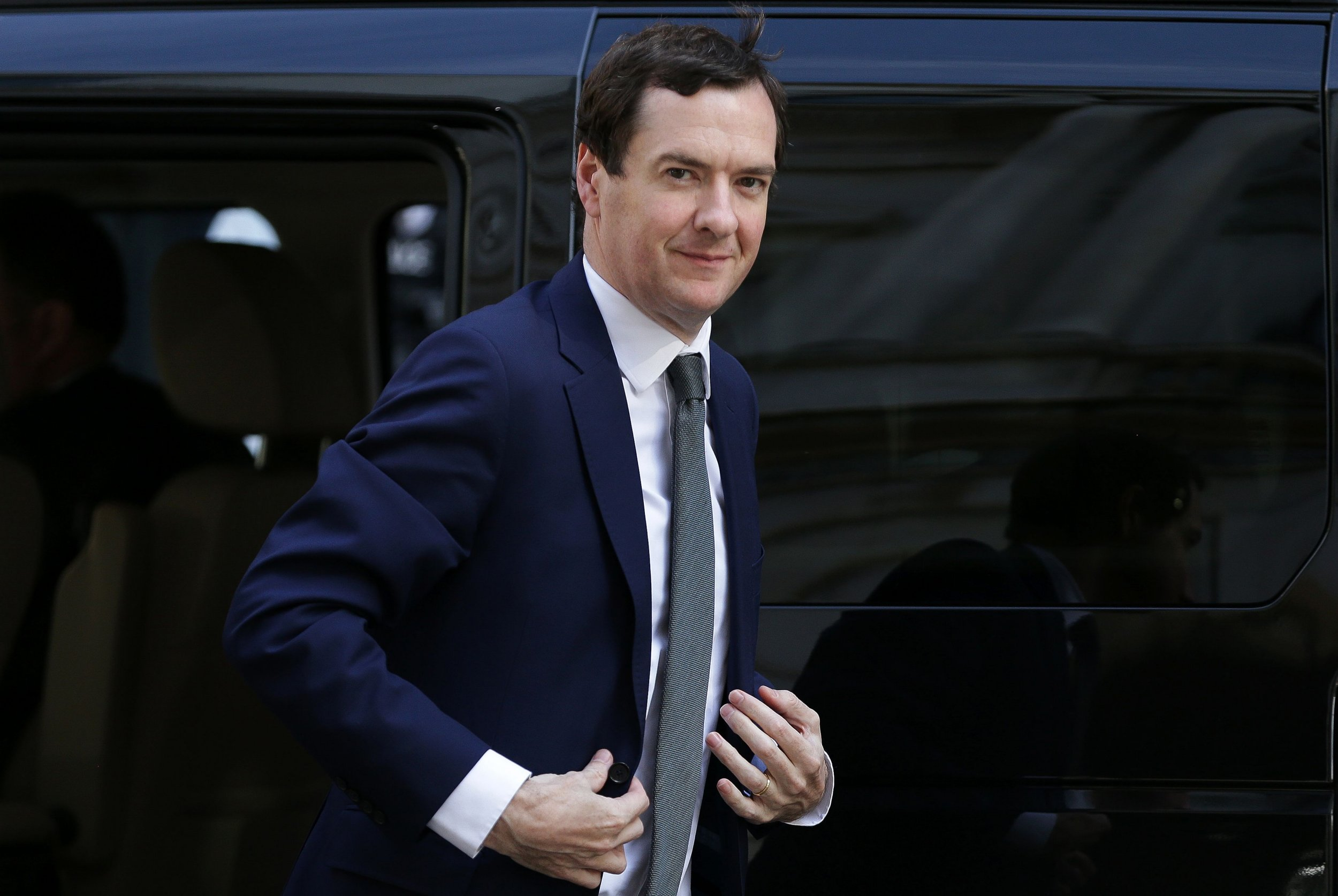 TAX RISES AND SPENDING CUTS WILL BE NEEDED TO DEAL WITH BREXIT, SAYS OSBORNE AFP/Getty Images