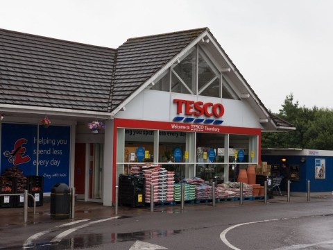 Man found dead after collapsing in Tesco freezer
