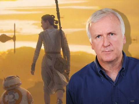 James Cameron wasn't a big fan of Star Wars: The Force Awakens