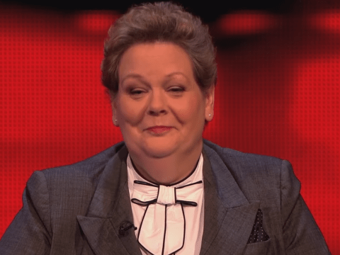 'Why are all the Chasers fat?' The Chase star Anne 'The Governess' Hegerty has the perfect answer