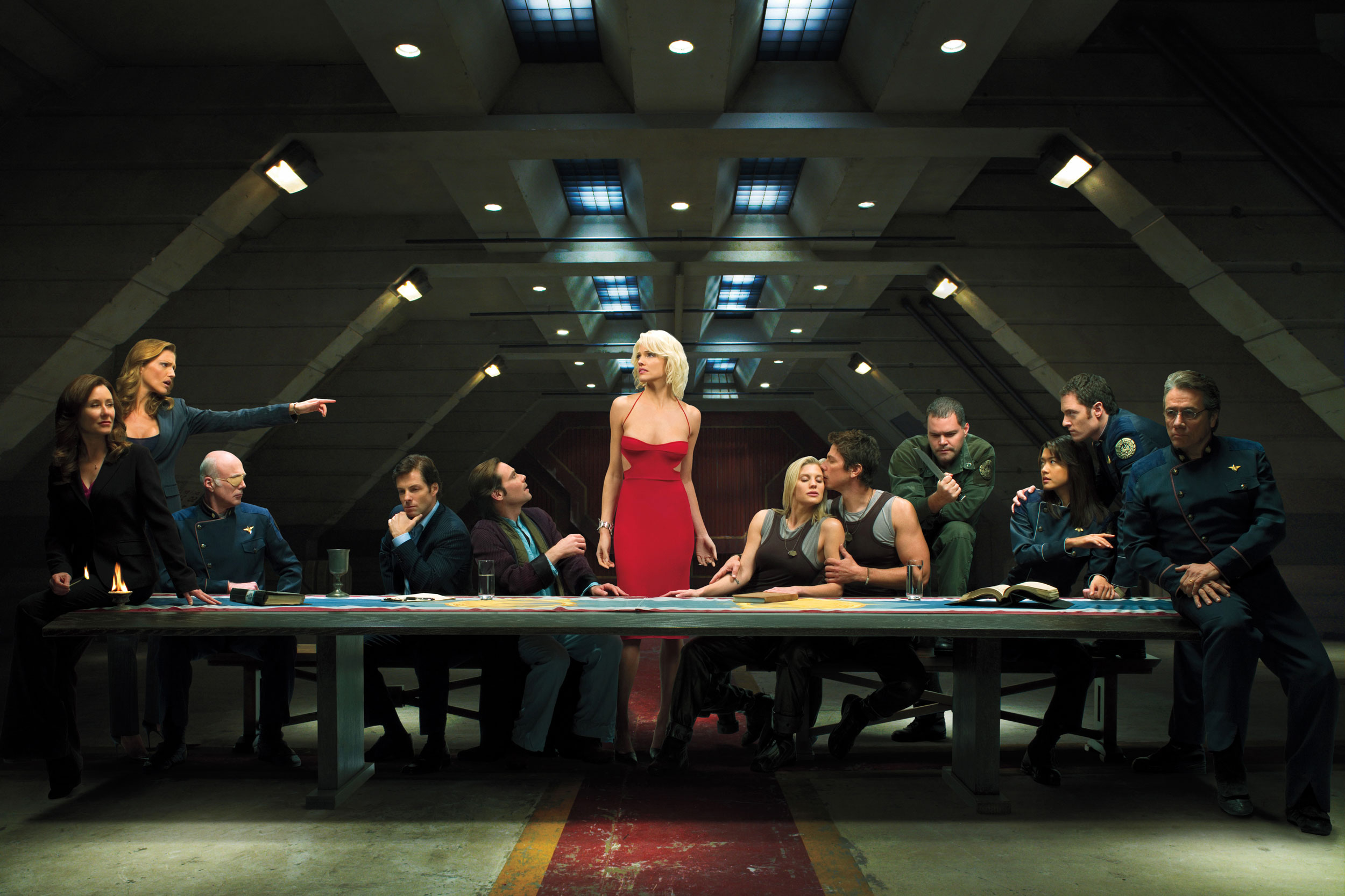 Battlestar Galactica reboot set for take-off with Westworld writer