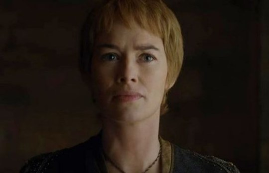 Cersei choose violence, naturally (Picture: HBO)