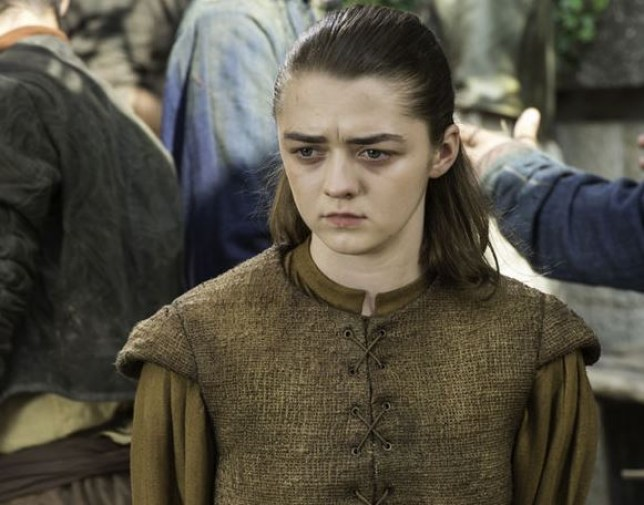 Arya lives to fight another day (Picture: HBO)