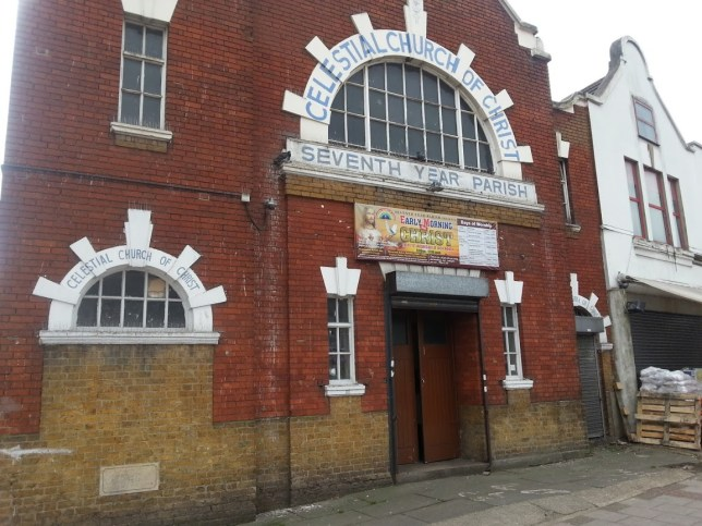Pastor fined after holding 'unbearably' loud 4am church services in Essex Credit: Google