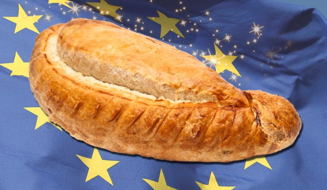Cornish pasty makers come out in support of Bremain Credit: Getty