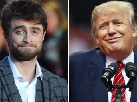 Daniel Radcliffe shares advice Donald Trump gave him when he was 11