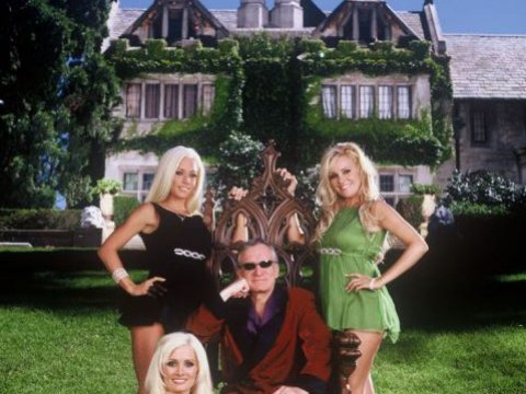 Playboy Mansion sells for a rumoured $100million – but Hugh Hefner can keep living there until he dies