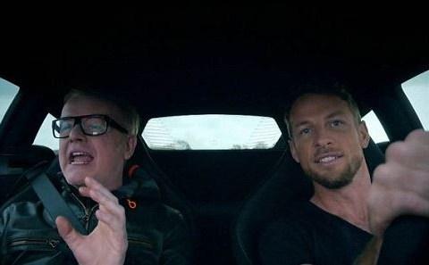 Top Gear fans think that Jenson Button should replace Chris Evans after impressive appearance