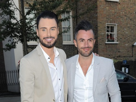 Rylan Clark-Neal relives the horror of when his lip BURST live on TV
