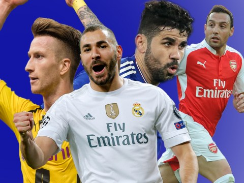 An entire XI of great players left behind by teams competing at Euro 2016 this summer