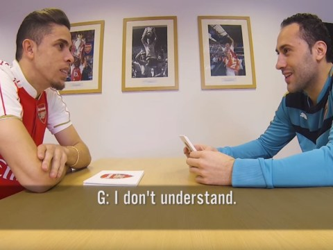 Watch: Arsenal star Gabriel Paulista admits he doesn't know what fancy dress is, never watches TV and has never read a book