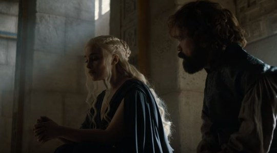 Daenerys and Tyrion prepare for their Westeros return (Picture: HBO)