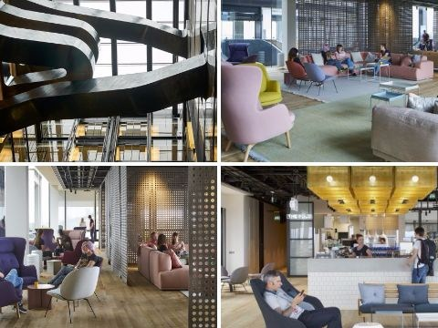 Google's new offices look dull… but they've got some pretty awesome secrets
