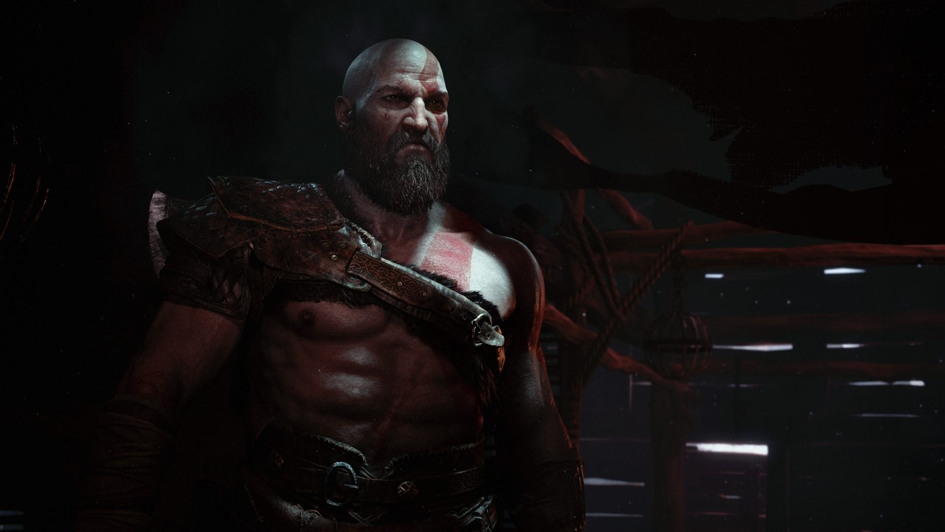 God Of War - or is it Dad of War now?