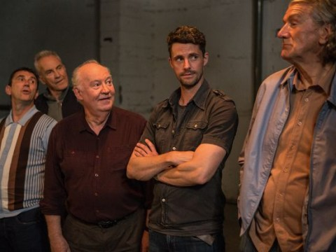 Larry Lamb, Phil Daniels and Matthew Goode lead cast for gangster flick The Hatton Garden Job