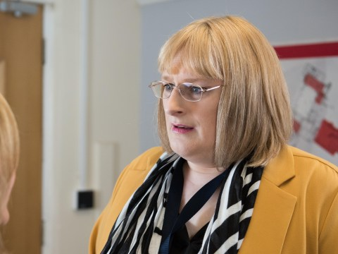 Hollyoaks spoilers: Sally St Claire to be jailed in a male prison?
