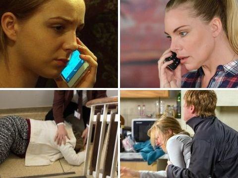 25 soap spoilers: Coronation Street hostage, EastEnders terror, Emmerdale arrest, Hollyoaks deadly fall