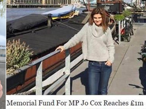 Tory suspended over horrific Facebook post about Jo Cox