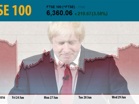 Pound sterling spikes after Boris pulls out of Tory leadership race